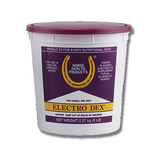 Farnam Electro Dex Electrolyte Supplement, 5 Pounds