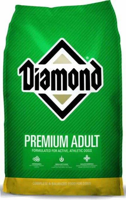 Diamond Premium Dog Food, 50 Pounds