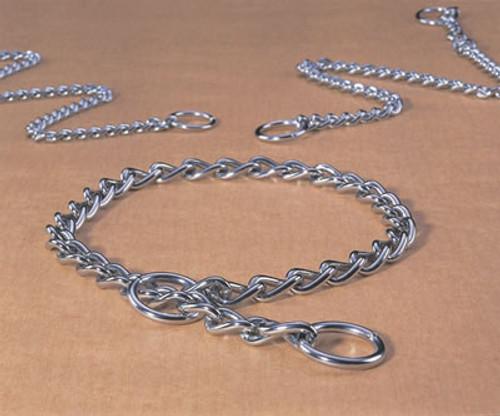 Hamilton Extra Heavy Choke Chain 28 Inch