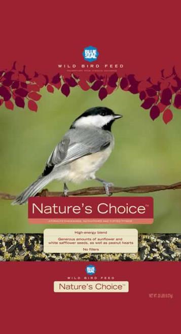 Blue Seal Nature's Choice Bird Seed, 40 Lb.