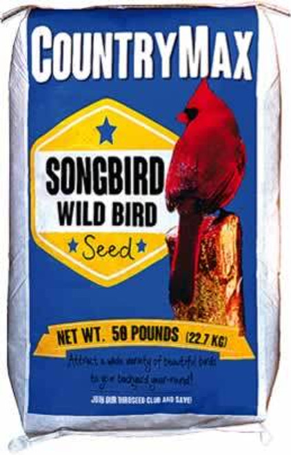 Songbird Wild Bird Seed, 50 Pounds