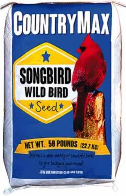Songbird Wild Bird Seed, 50 Pounds