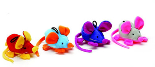 Small Rattle Clatter Mouse