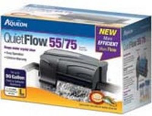 Aqueon QuietFlow Power Filter, 400 GPH