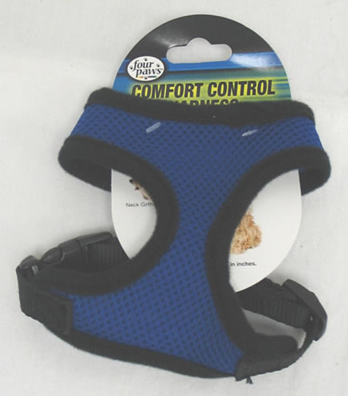 Four Paws Blue Comfort Control Harness