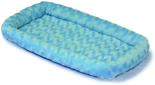 "Fashion Pet Bed, 24"" x 18"", Powder"