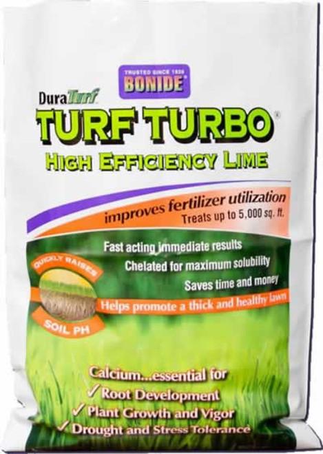 Bonide Turf Turbo High Efficiency Lime 30 Pounds
