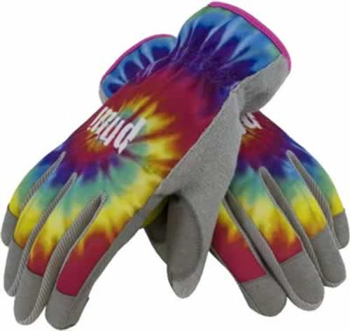 Mud Tye Dye Gardening Gloves