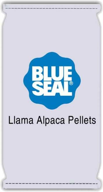 Blue Seal Llama Alpaca Pellets 50 Pounds
