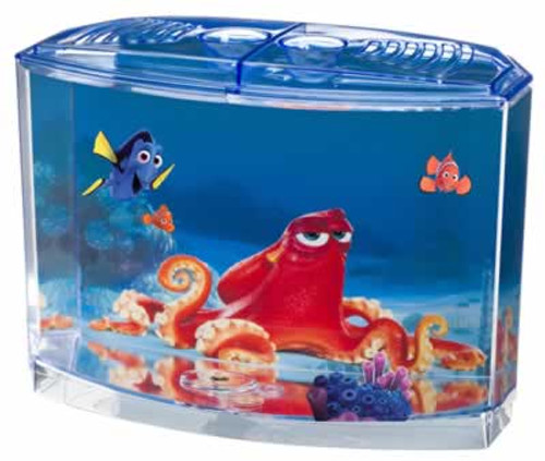 Penn Plax Finding Dory Betta Tank Kit 0.5 Gallons