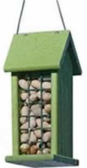 Audubon Going Green Full Shell Peanut Feeder
