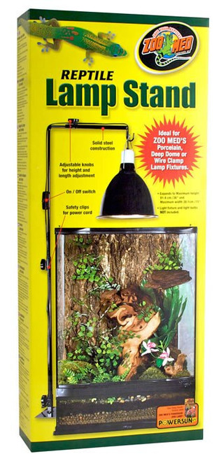 Zoo Med Reptile Lamp Stand, Large