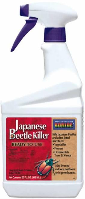 Bonide Japanese Beetle Killer, Quart