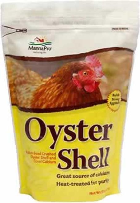 Manna Pro Oyster Shell 5 LB