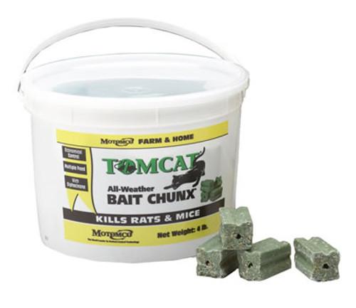 Tomcat All Weather Bait Chunx