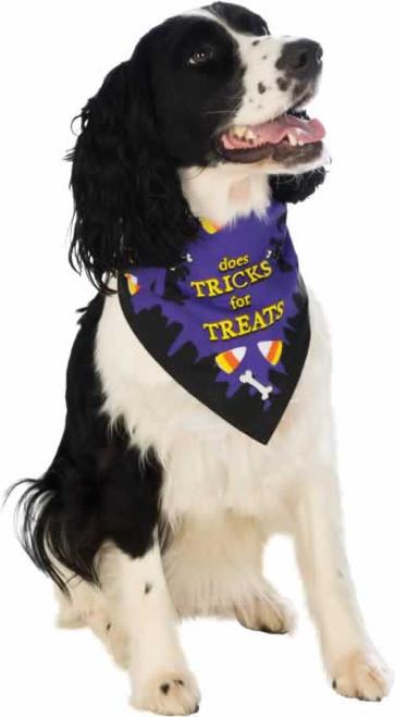 Does Tricks for Treats Dog Bandana