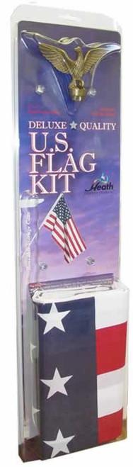 American Flag Polyester Cotton Kit