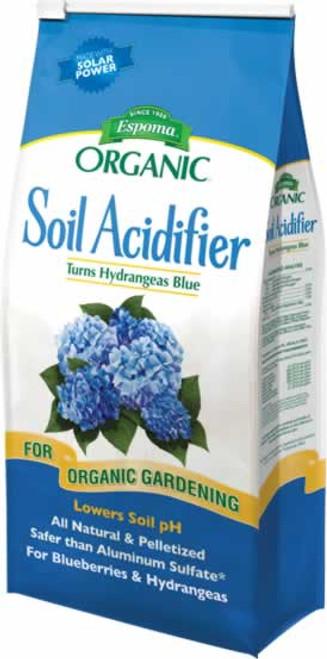 Espoma Organic Soil Acidifier 30 Pounds