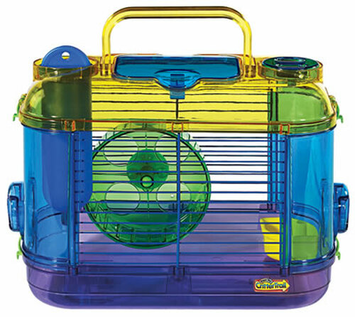 Super Pet CritterTrail Portable Petite Habitat