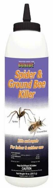 Bonide Spider & Ground Bee Killer Dust 10 Ounces