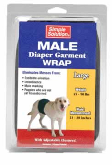 Pupsters Large Washable Male Wrap