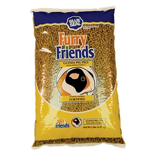 Blue Seal Furry Friends Guinea Pig Pellets 5 Pounds