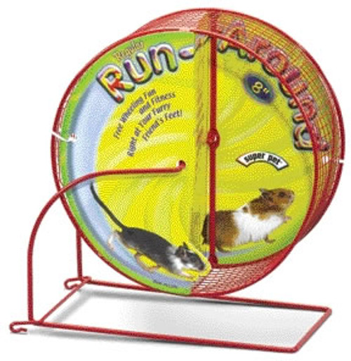 Run-Around Wheel, Regular