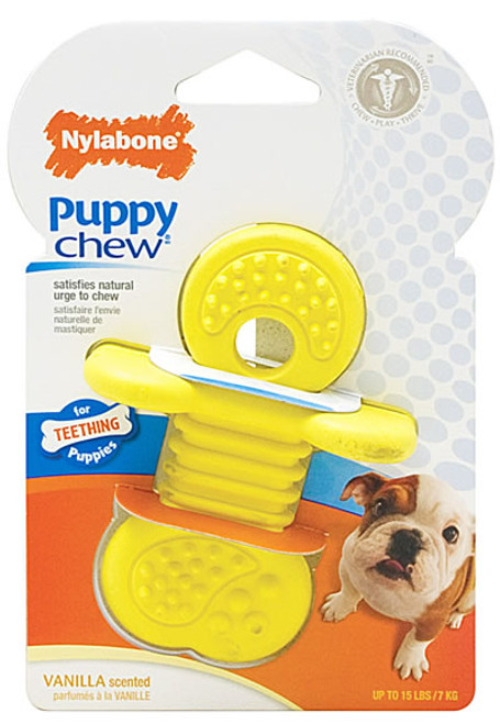 Nylabone Rhino Small Puppy Teether