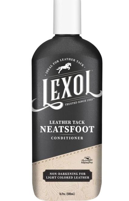 Lexol Neatsfoot Leather Dressing Spray Bottle, 16.9 Oz.
