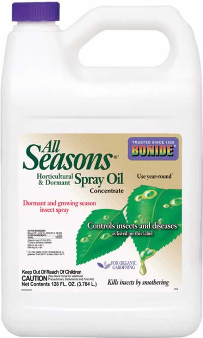 Bonide All Seasons Horticultural Spray Oil 1 Gallon