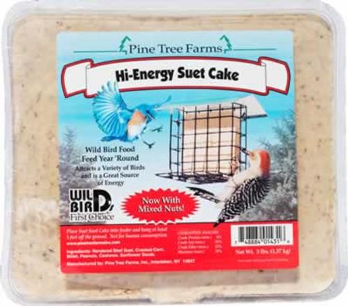 Pine Tree Farms Hi-Energy Suet Cake