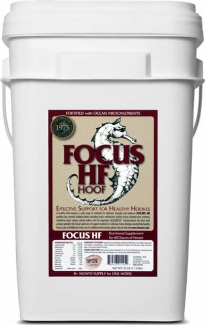 Source Focus HF Hoof, 25 lb.