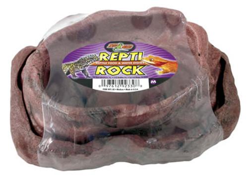 Combo Repti Rock Food & Water Dish Medium