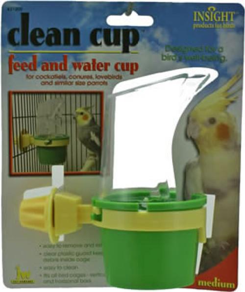 Feed & Water Cup, Medium