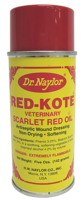 Dr. Naylor Red Kote Aerosol 5 Ounce