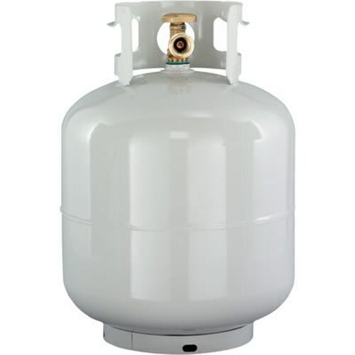 Propane Fill-Up for Standard Gas Grill Tank