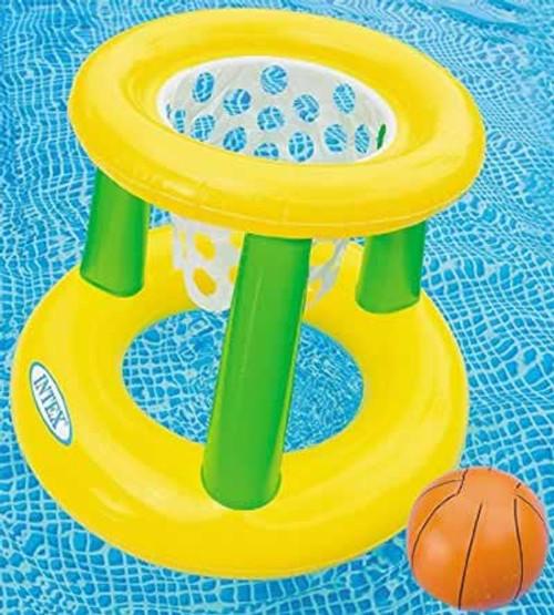 Intex Inflatable Floating Basketball Hoop