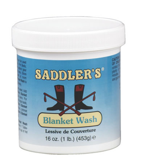 Saddlers Blanket Wash, 1 Pound