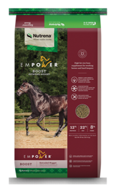 Nutrena Empower Boost Horse Supplement, 40 Lb.