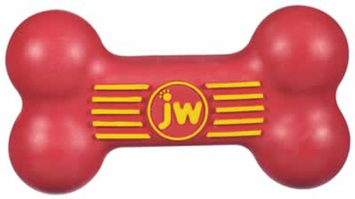 JW Pet iSqueak Bone, Large