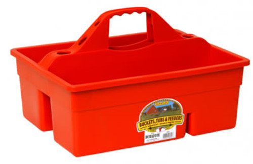 Little Giant Dura Tote Red