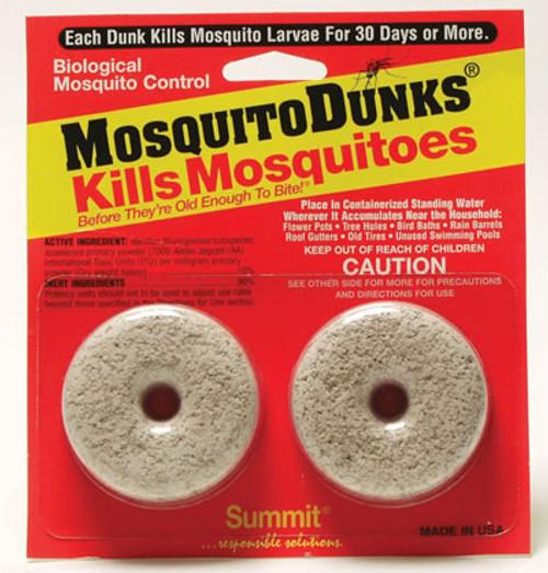Summit Mosquito Dunks 2 Pack