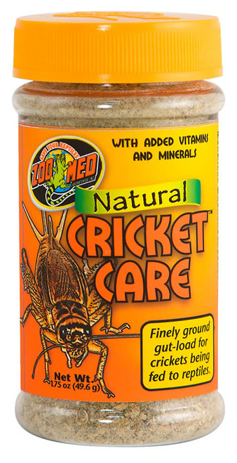 Zoo Med Natural Cricket Care 1.75 Ounce