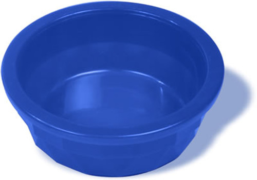 Crockstyle Translucent Heavyweight Dog Food/Water Dish, Medium