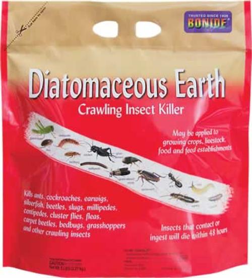 Bonide Diatomaceous Earth Crawling Insect Killer