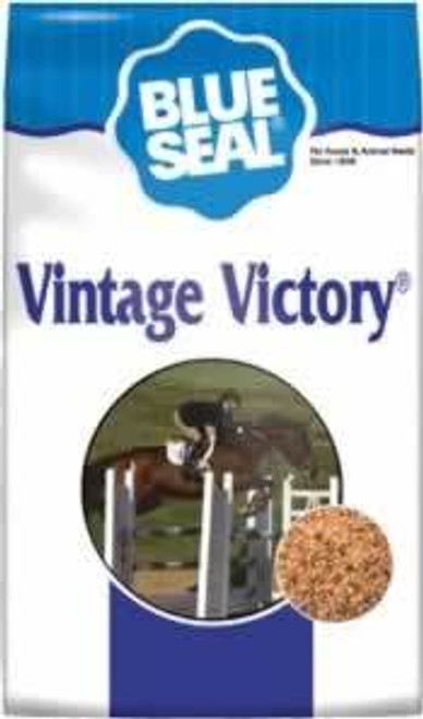 Blue Seal Vintage Victory Horse Feed, 50 Lb.