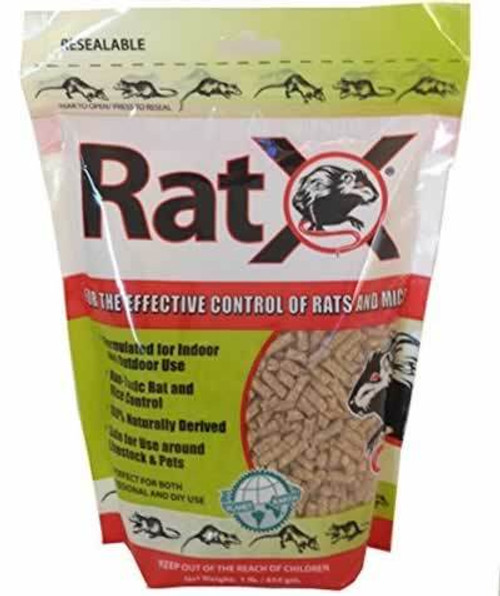 RatX Non-Toxic Pet Safe Mice & Rat Bait
