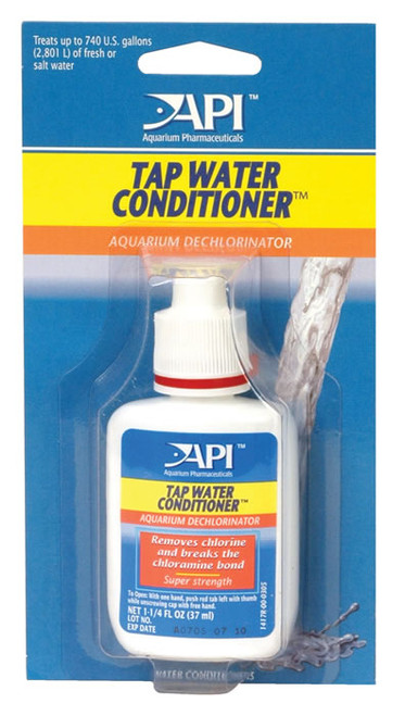 API Tap Water Conditioner 2 Ounces