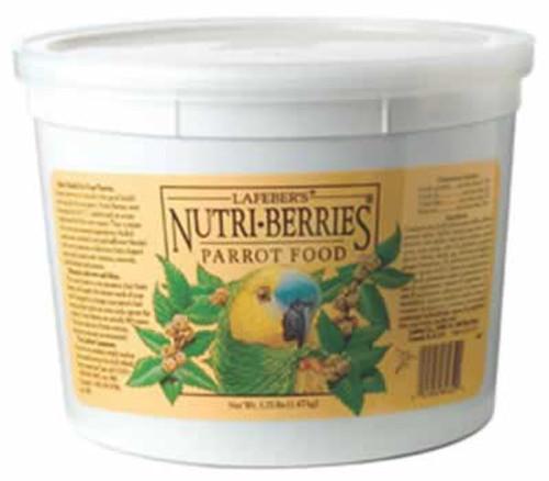 Lafeber's Classic Nutri-Berries For Parrots, 3.25 Pound