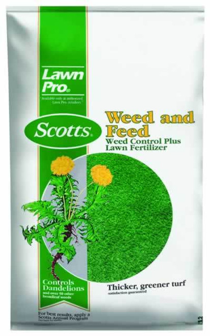 Scotts Lawn Pro Weed & Feed 15,000 Sq. Ft.